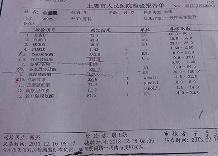 慢性乙肝小三阳肝功能异常升高
